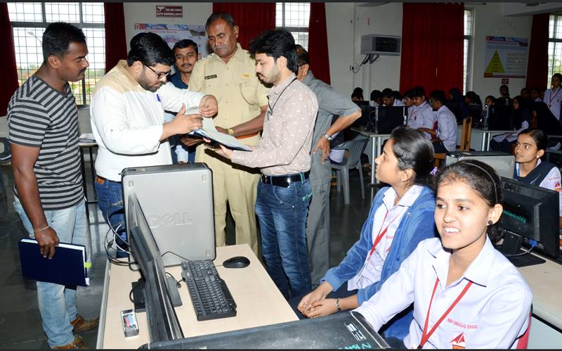 सोलापूर ग्रामीण पोलीस दलाचे संगणकीकरण